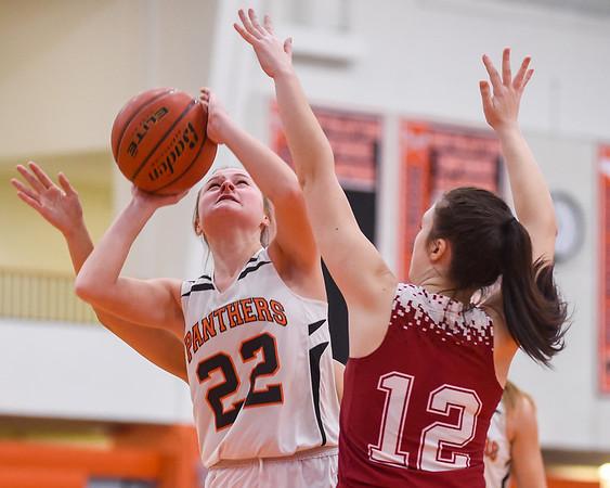 Gloucester at Beverly varsity girls basketball