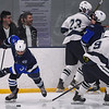 Swampscott at Essex Tech varsity hockey game