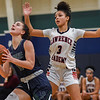 Pingree girls varsity basketball vs. Lawrence Academy