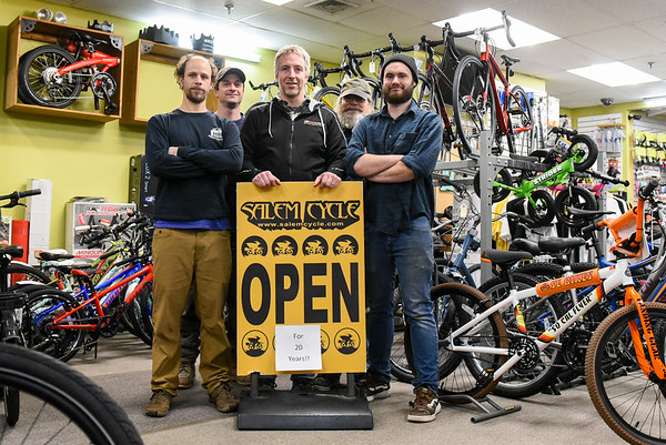 Salem Cycle Celebrates its 20th anniversary
