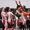 Salem Academy at Salem High boys basketball