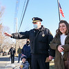 Parade for outgoing Police Chief Patrick Amrbrose