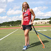 HADLEY GREEN/Staff photo<br /> Beverly's Nicole Woods helped Team USA Field Hockey win an international championship in South Africa earlier this week. 7/28/17