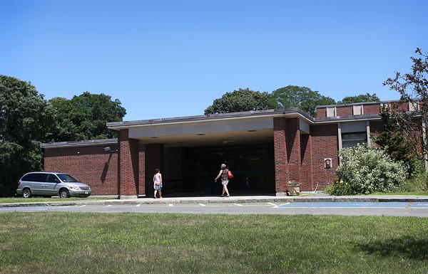 HADLEY GREEN/Staff photo<br /> The Malcolm L. Bell School in Marblehead. <br /> <br /> 07/24/2018