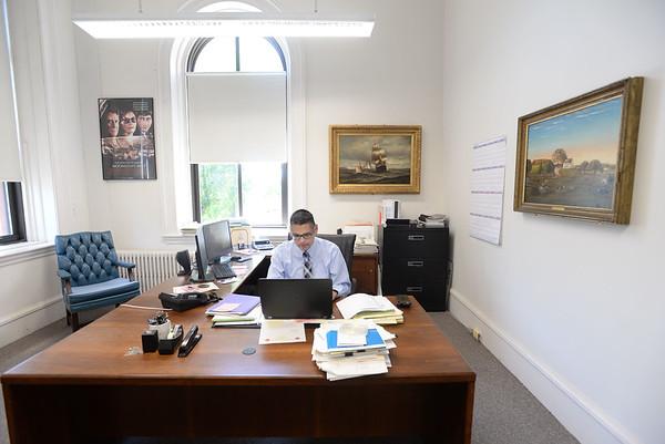 Jason Silva, Marblehead Town Administrator
