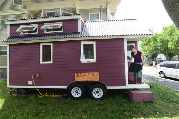 Beverly Tiny House