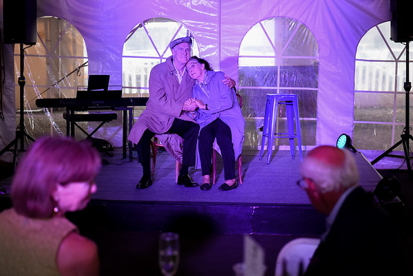 Gloucester Stage's 40th anniversary gala in Gloucester