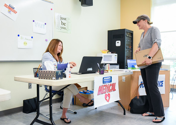 Peabody starts a new help desk program to help parents with school issues before school starts