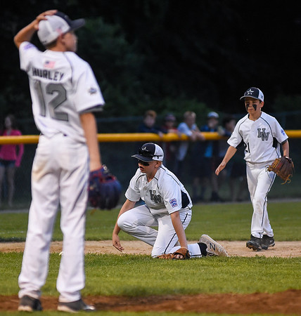 District 15 championship: Hamilton-Wenham vs. Danvers American