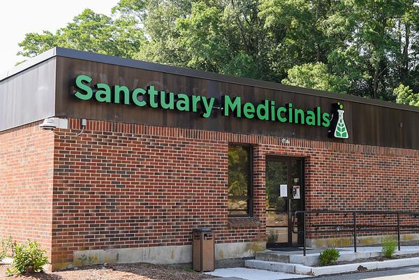 New medicinal pot shop opens in Danvers