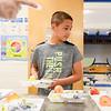 Salem Summer Eats at the Bates Elementary School in Salem