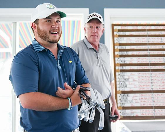 North Shore Amateur golf tournament