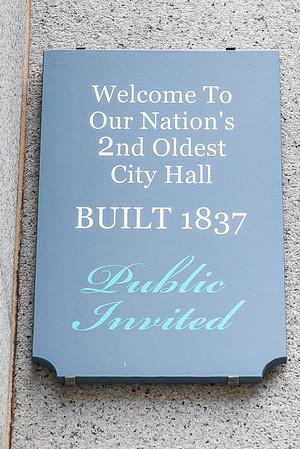 Salem City Hall Stories by Cheryl LaPointe