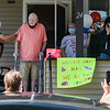 Hal Simmons returns home after 100 days in hospital due to COVID-19