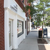 DAVID LE/Staff photo. The new location for The Coffee Experiment, which is owned by Jaho Coffee and Tea owner Anil Menzini, will be opening shortly on Main Street in Downtown Peabody. 6/23/16.DAVID LE/Staff photo. 6/22/16.