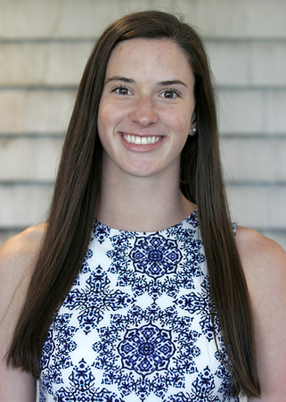 KEN YUSZKUS/Staff photo.    Beverly High School's Sarah Welch is a winner of the Annual Moynihan Lumber North Shore Student-Athlete of the Year award.    06/14/16