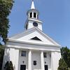 DAVID LE/Staff photo. First Church in Wenham is  6/20/16.