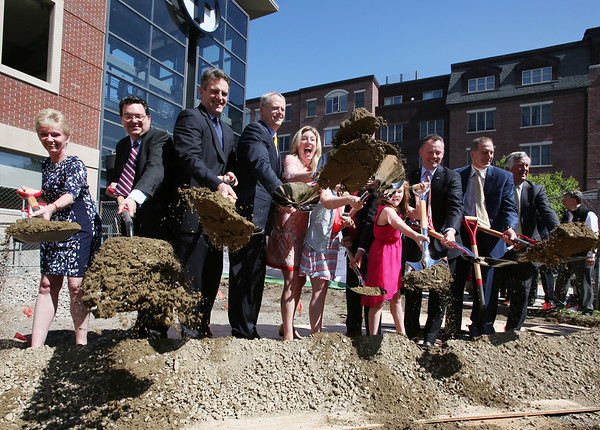 Groundbreaking for workforce housing at Beverly Depot