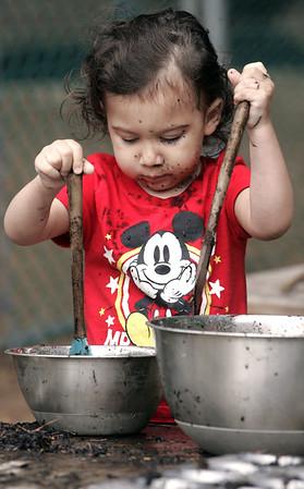 celebration of international mud day
