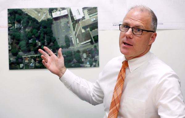 Newly appointed Salem State president John Keenan