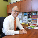 Newly appointed Salem State president John Keenan