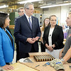 Gov. Baker visits Salem High