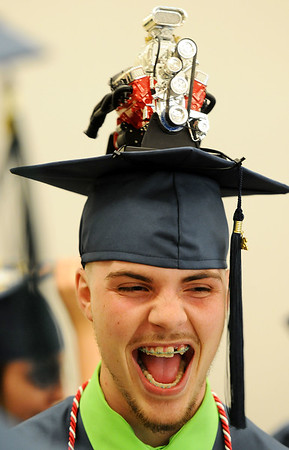 Essex Technical High School graduation