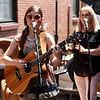 Staff photo/ HADLEY GREEN<br /> Liz Bills sings at the Salem Arts Festival. <br /> <br /> 06/01/2018