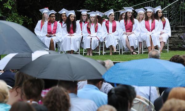 Academy at Penguin Hall graduation