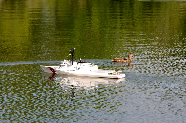 Home Port Models at Redd's pond