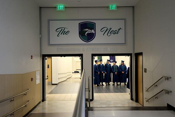 Essex Technical High School graduation