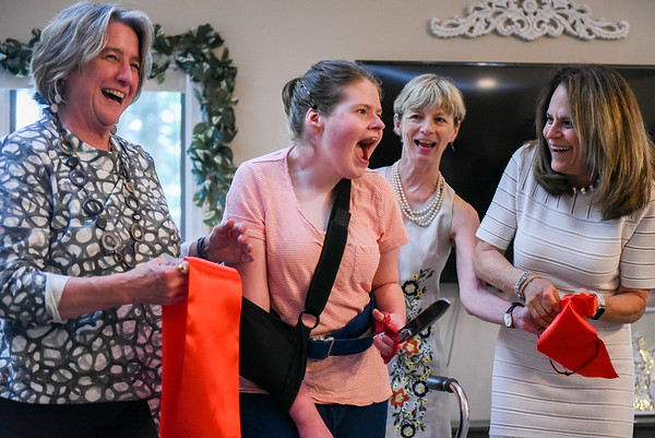 New home in Beverly for five people with Prader-Willi syndrome