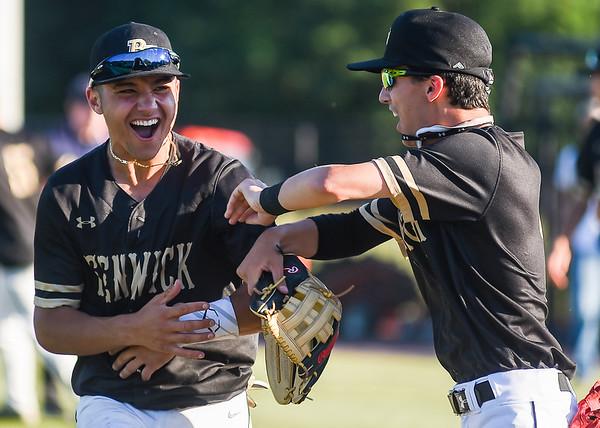 Division 3 North Semifinals Swampscott vs Fenwick baseball