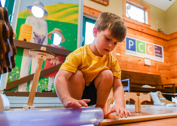 The city's popup children's museum is staying put for another three months