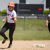 Cambridge vs Beverly softball playoffs