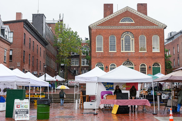 First day of Salem Farmers Market