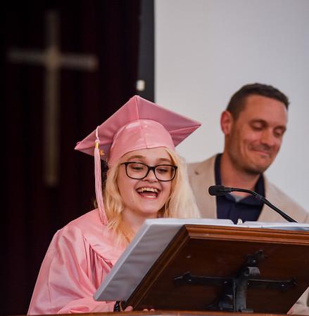 2019 North Shore Recovery High School graduation