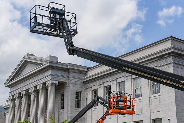 Movie Set in Salem