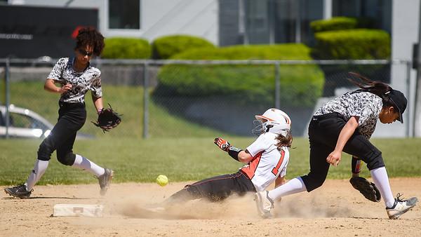 Cambridge vs Beverly softball playoffs