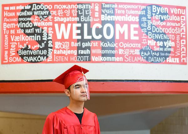 2019 Salem High School graduation