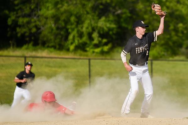 Bishop Fenwick playoff baseball game vs. Saugus