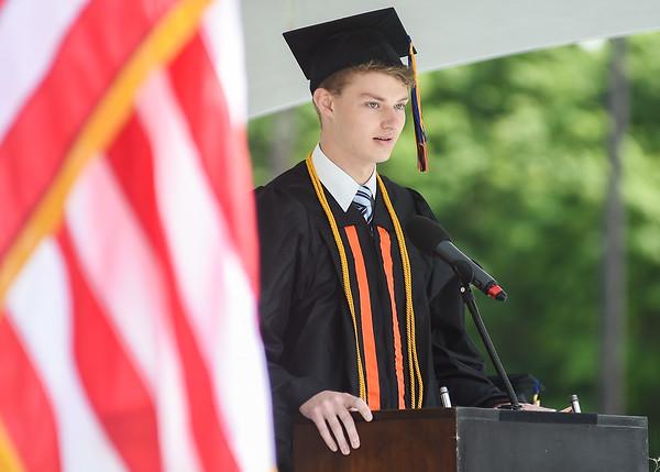 2019 Beverly High School graduation