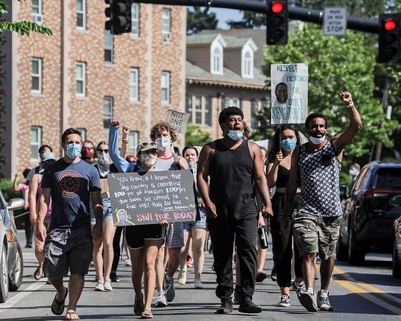 Juneteenth Celebration March in Salem