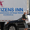 Food pantry at Citizens Inn