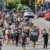 Juneteenth Celebration March in Salem