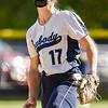 Gloucester at Peabody girls varsity softball game