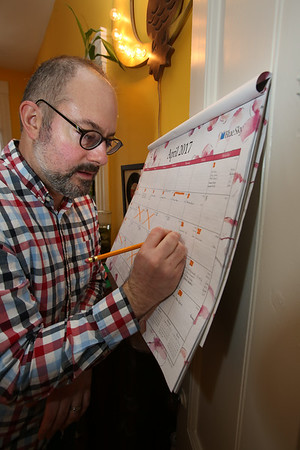 Stepping Stone Inn owner Matt Baldassarri says bookings are off 49 percent
