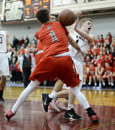 Marblehead D2 Playoff Hoops