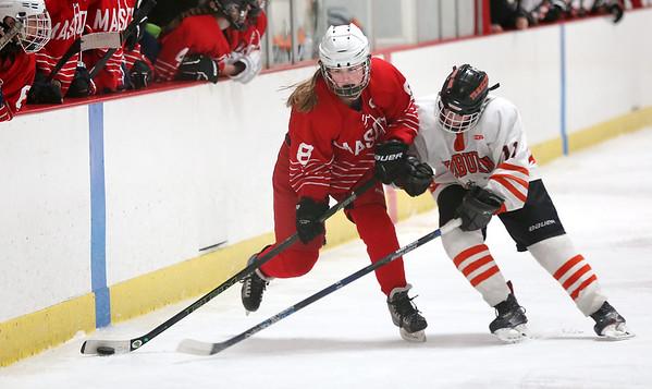 Masconomet girls hockey