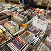 Book sale at library